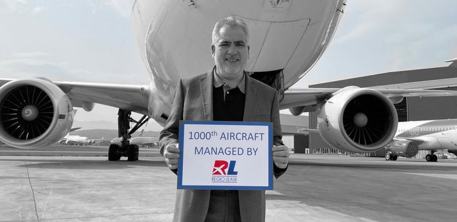 A double celebration: thousandth aircraft after 15 years of aircraft transition